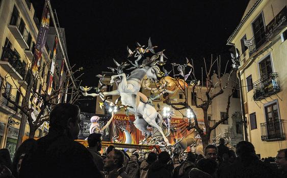 Fiestas en Comunidad Valenciana
