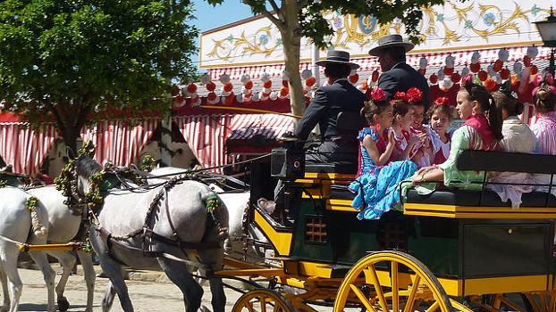 Fiestas en Andalucía