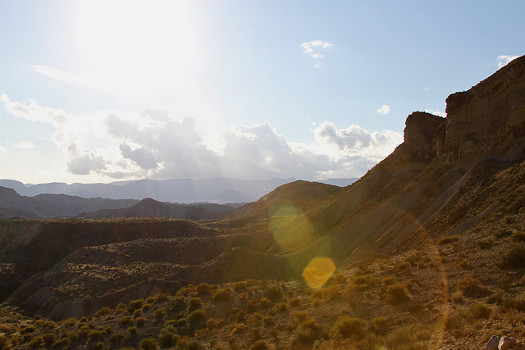 Naturaleza en Andalucía