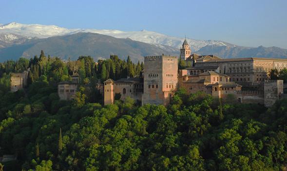 Que voir à Andalousie