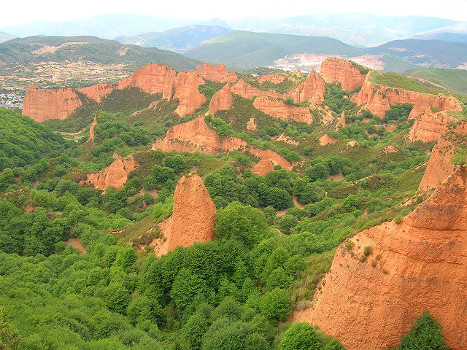 Naturaleza en Castilla y León