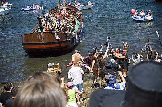 Fiestas en Galicia