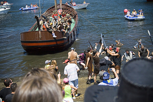 Festivities in Galicia