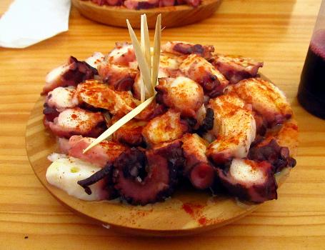 Que manger dans Galice