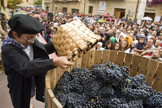Festivities in Alava