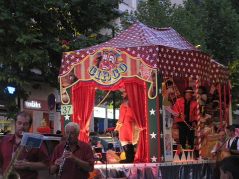 Fiestas en Albacete
