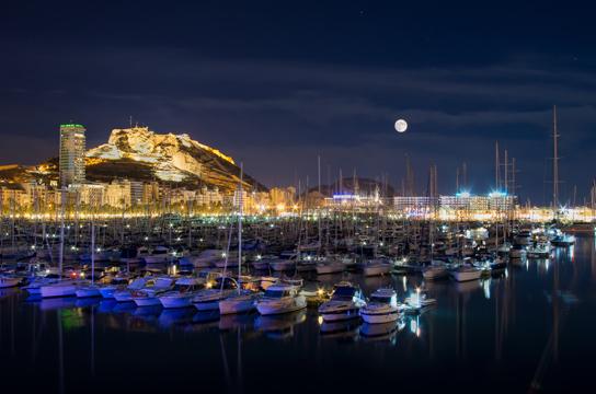 Dónde dormir en Alicante