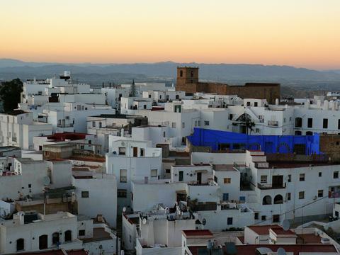 Where to sleep in Almeria