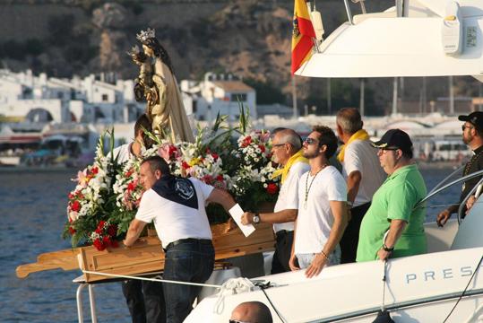 Fiestas en Almería