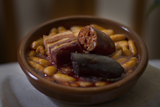 What to eat in Asturias