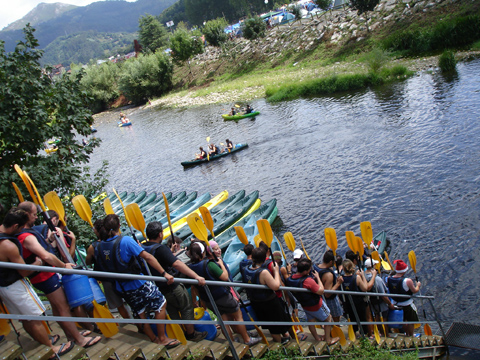 Fêtes à Asturies