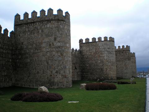 Dónde dormir en Ávila