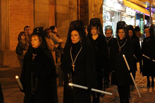 Fêtes à Ávila