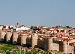 Hoteles con encanto Ávila