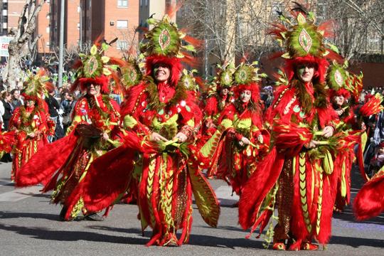 Fiestas en Badajoz