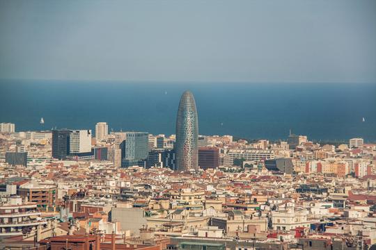 Dónde dormir en Barcelona
