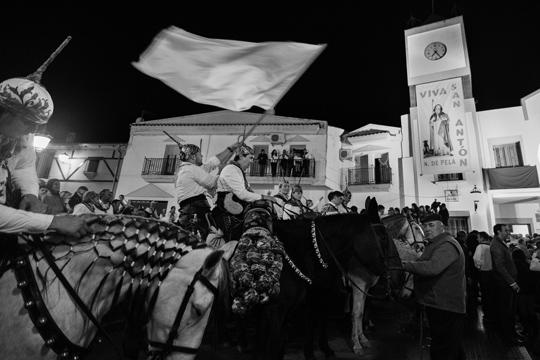 Fiestas en Cáceres