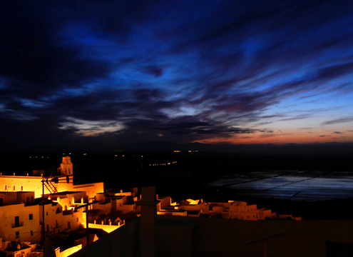 Where to sleep in Cadiz