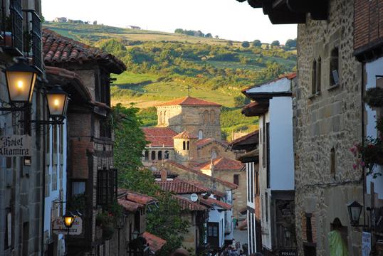 Dónde dormir en Cantabria
