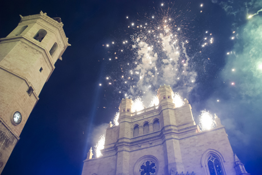 Fiestas en Castellón