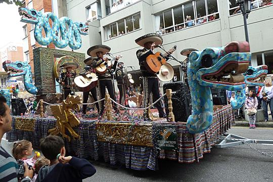 Fiestas en Cuenca