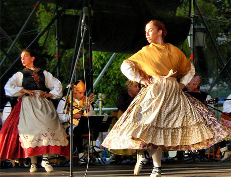 Festivities in Huesca