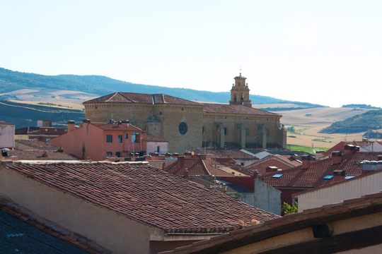 Dónde dormir en La Rioja