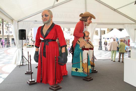Fiestas en Lleida