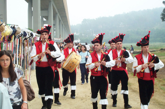 Festivities in Lugo