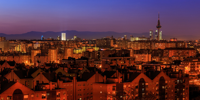 Where to sleep in Madrid