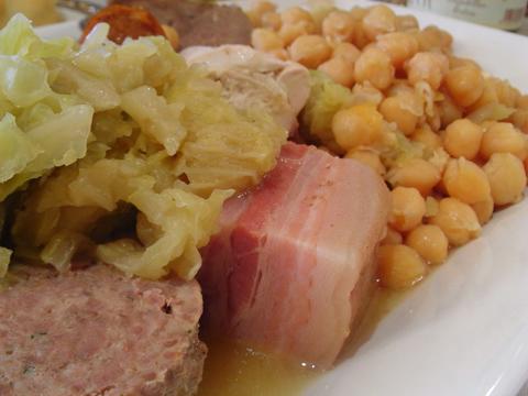 Qué comer en Madrid