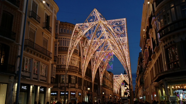 Festivities in Malaga