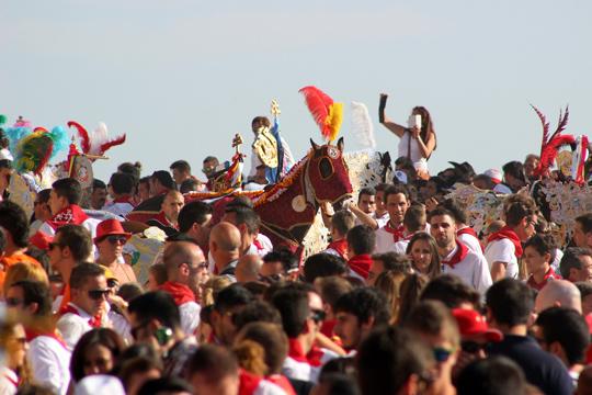 Fiestas en Murcia