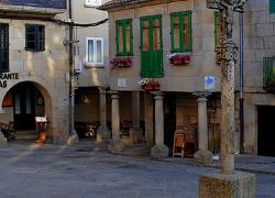 Hoteles con encanto Pontevedra