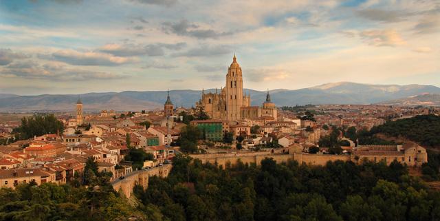Where to sleep in Segovia