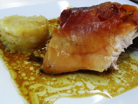 Qué comer en Segovia