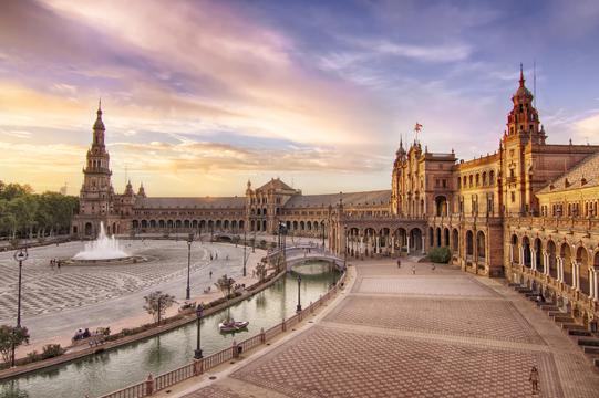 Dónde dormir en Sevilla