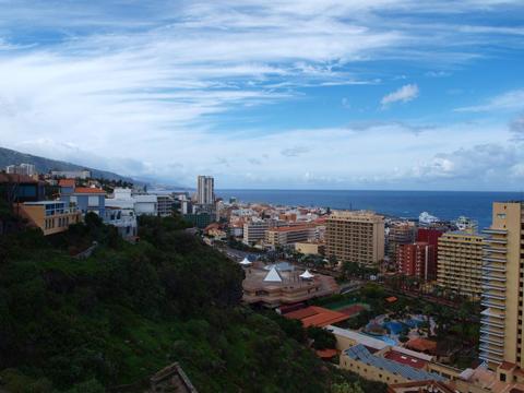 Dónde dormir en Tenerife