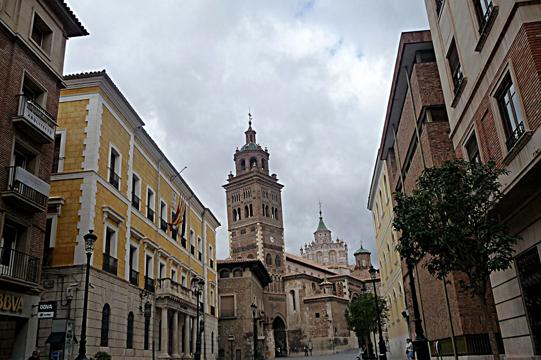 Dónde dormir en Teruel