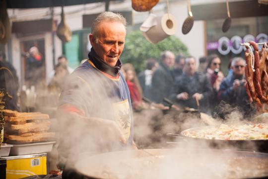 Fiestas en Teruel