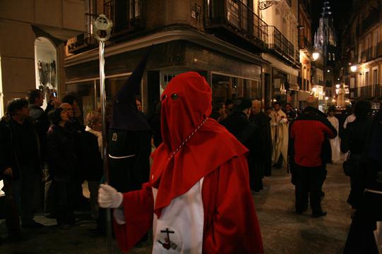 Fiestas en Toledo