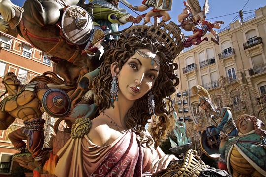 Fiestas en Valencia