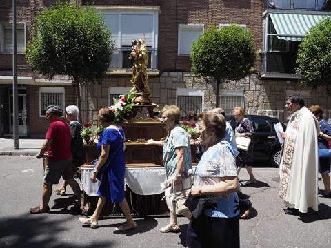 Festivities in Valladolid