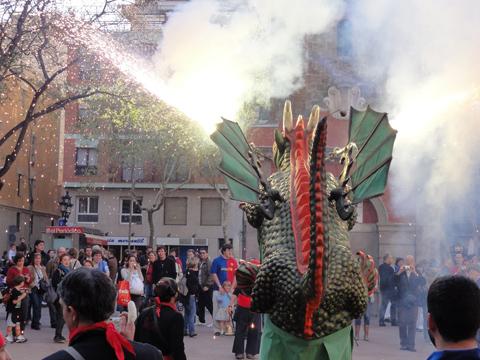 Festivities in Formentera