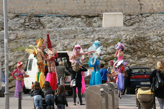 Fiestas en Ibiza