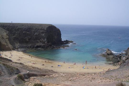 Dónde dormir en Lanzarote