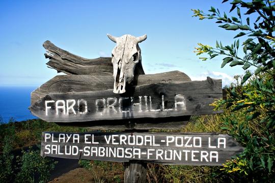 Les choses à faire à El Hierro