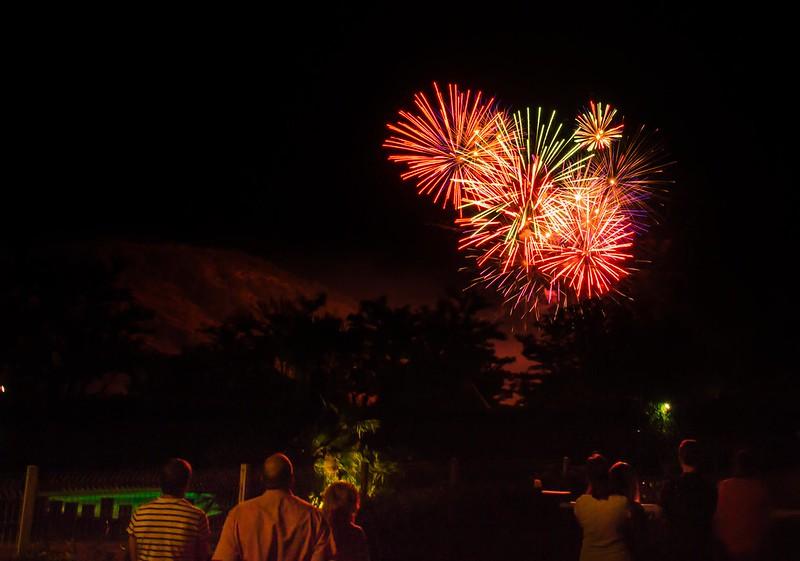 Festivities in Ardèche