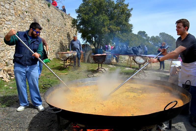 Fiestas en Ariege