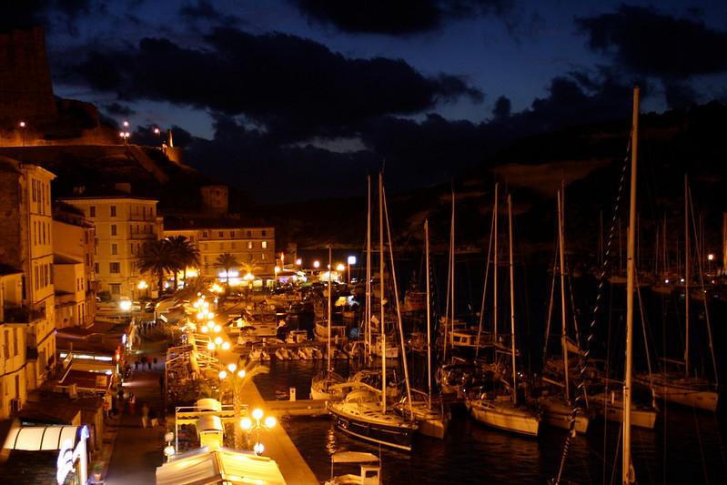 Festivities in Corse